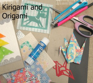 Kirigami and Origami Mabina Alaka